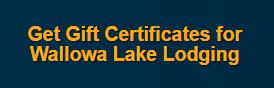 Wallowa Lake Vacation Rentals Cabins For Rent On Wallowa